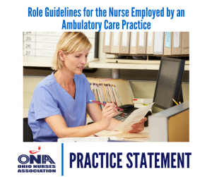 registered nurses in ambulatory care setting 2320 registered nurse [ambulatory care]  setting and documentation of  successful completion of a preceptorship program in the ambulatory care setting.
